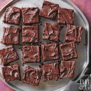 Chocolate Buttermilk Brownies Recipe Creamy Dessert Recipes Gluten Free Sweets Chocolate Brownie Recipe