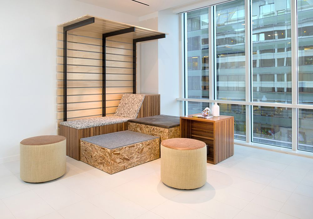 Ofs brands dc showroom first office the edge boost - Aaa business supplies and interiors ...