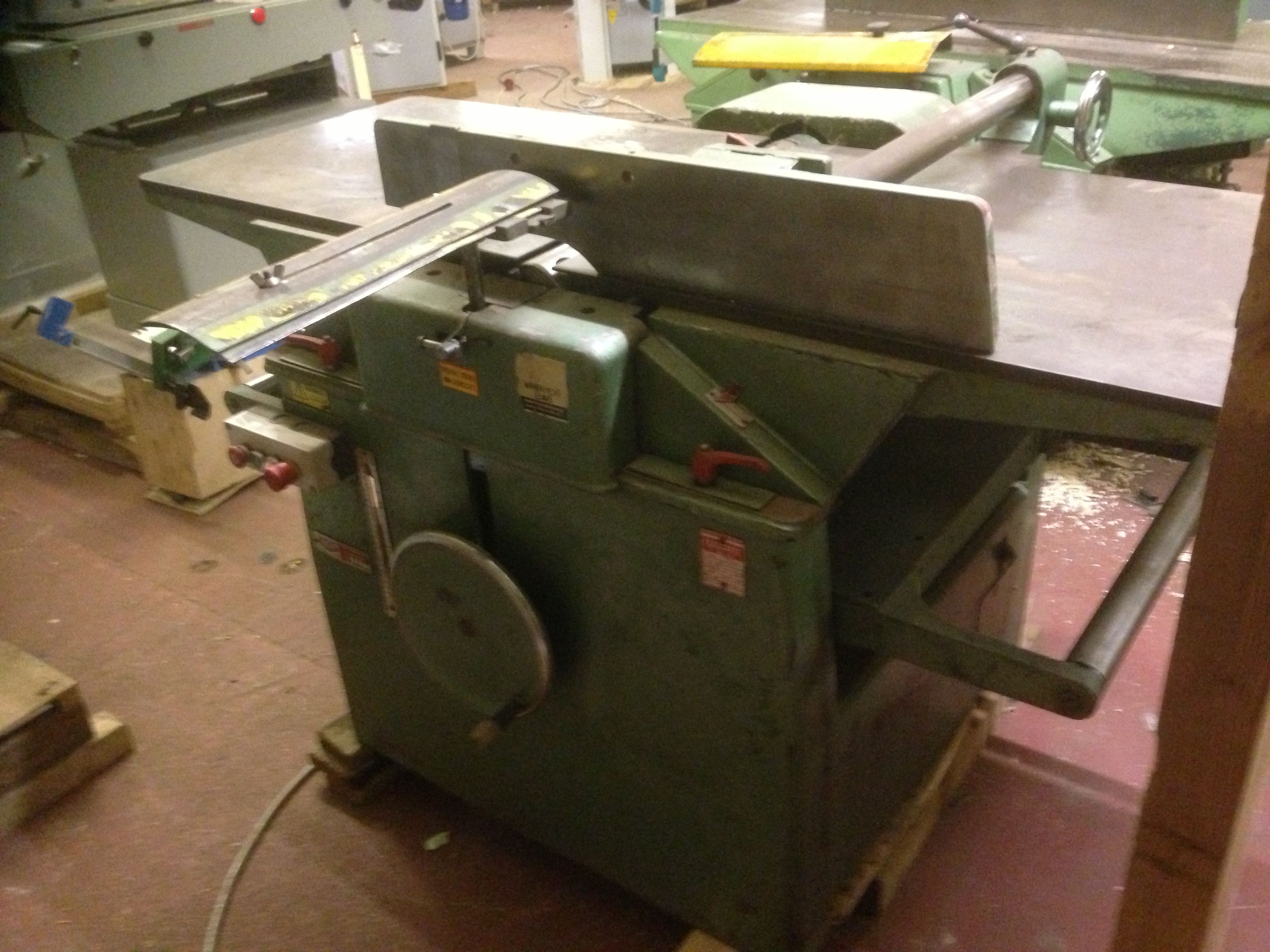 Used #Dominion 610 #Planer #Thicknesser for sale === Price ...