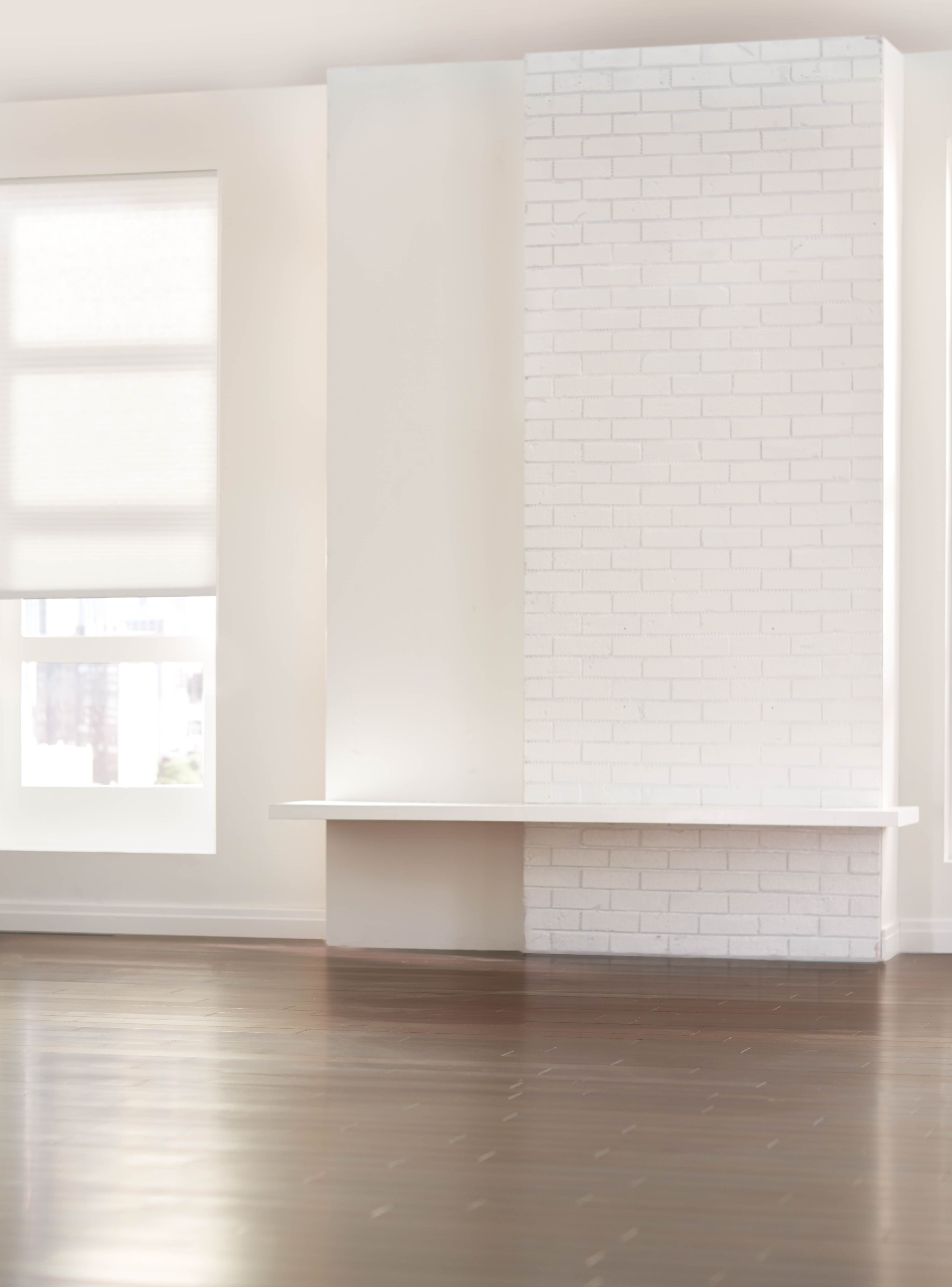 The Addition Of Home Decorators Collection By BEHR Paint And Flooring From  The Home Depot® Helps Turn This Room Into A Beautiful Blank Canvas.