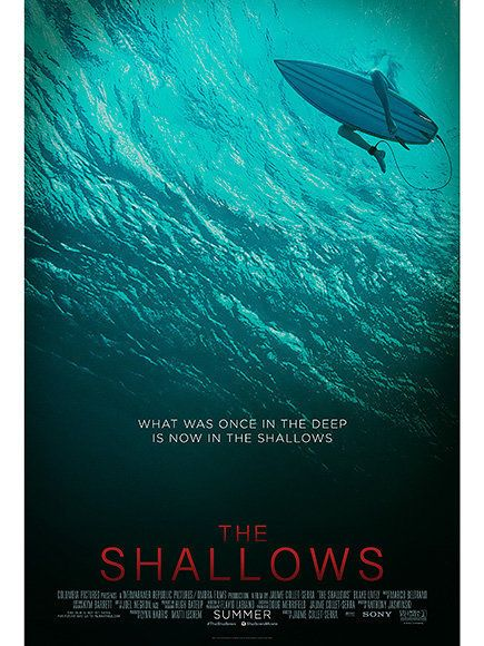 Blake Lively's New Shark Movie 'The Shallows' Brings Your Worst Nightmare To Life - http://www.jfashion.co.uk/jfashion/blog/blake-livelys-new-shark-movie-the-shallows-brings-your-worst-nightmare-to-life/          It's principally your worst nightmare. You're injured, drained and stranded on a slender patch of land simply 200 yards from shore. Oh, and there is a large shark circling your physique as you bleed out and cry for assist. That's primarily the premise of