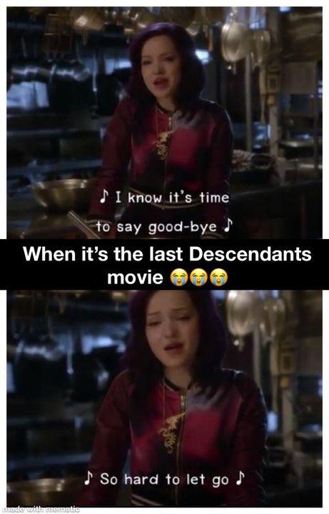 Descendants Memes - 35