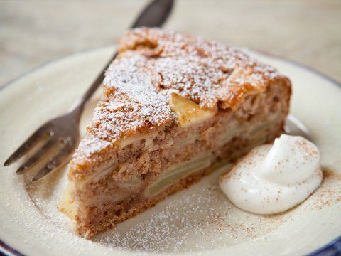 Spiced Apple Cake - Recipes - Hairy Bikers