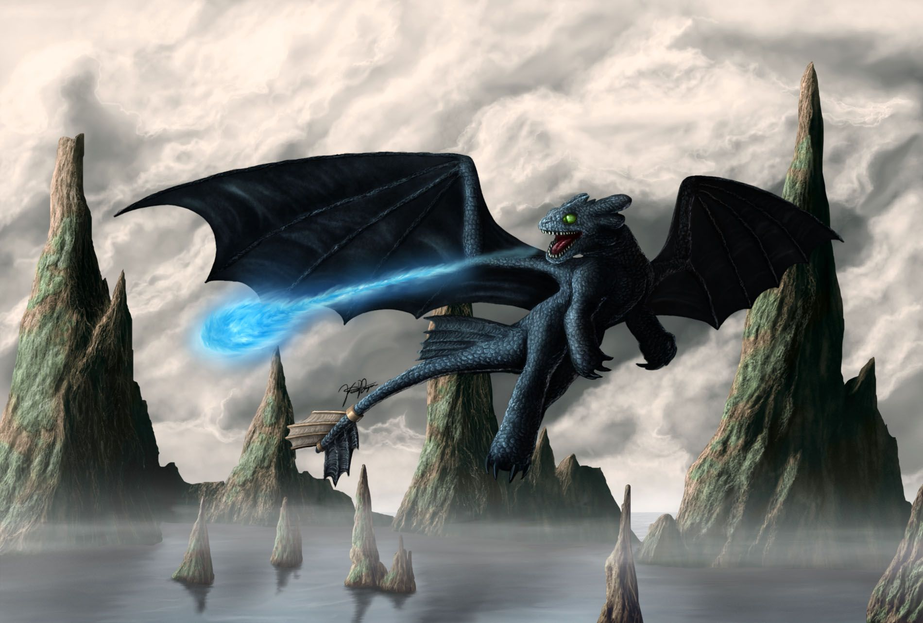 Download free toothless wallpapers for your mobile phone Zedge 1768 ...