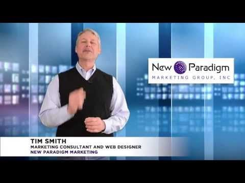 Santa Rosa Web Design Marketing By New Paradigm Marketing Web Design Marketing Web Design Marketing Consultant