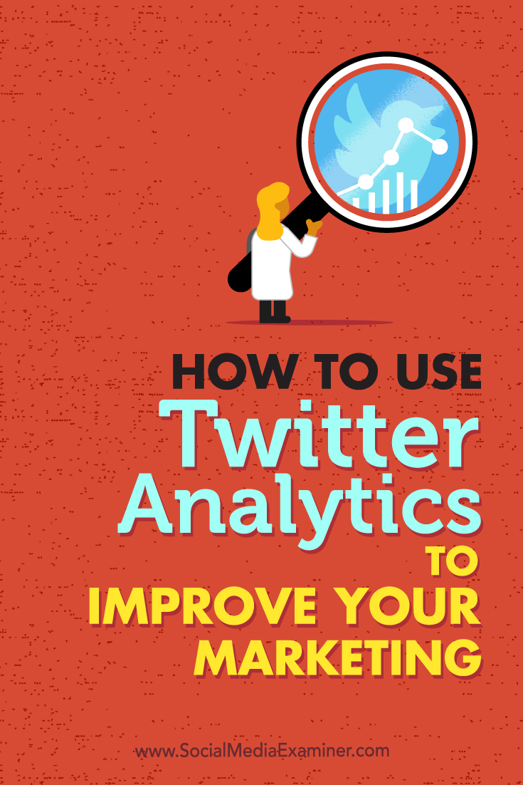 Do You Want Better Results From Your Twitter Marketing? Interested In Using  Twitter Analytics To