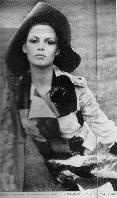 French Hippie Chic by Jean Bouquin. Brigitte Bardot ...