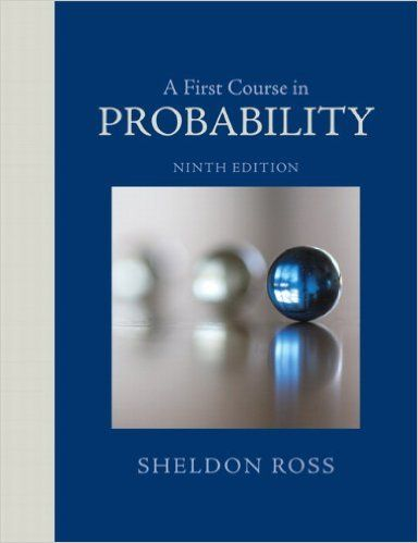 Pin By Piotr Nawrocki On Solution Manuals Math Methods Probability Sheldon
