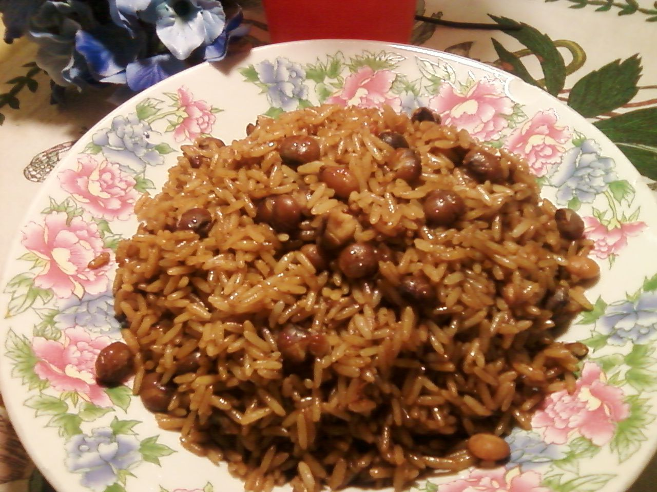 Image result for Pigeon Peas and Rice foods in The bahamas