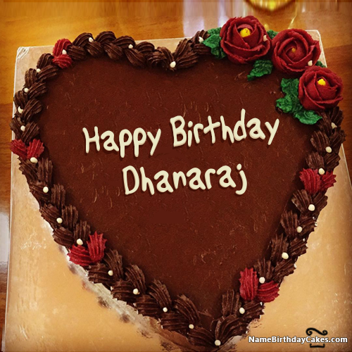 Happy Birthday Dhanaraj