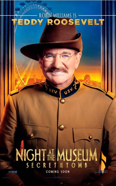 Night At The Museum Secret Of The Tomb Movie Poster 7 Night At The Museum Robin Williams Robin Williams Movies