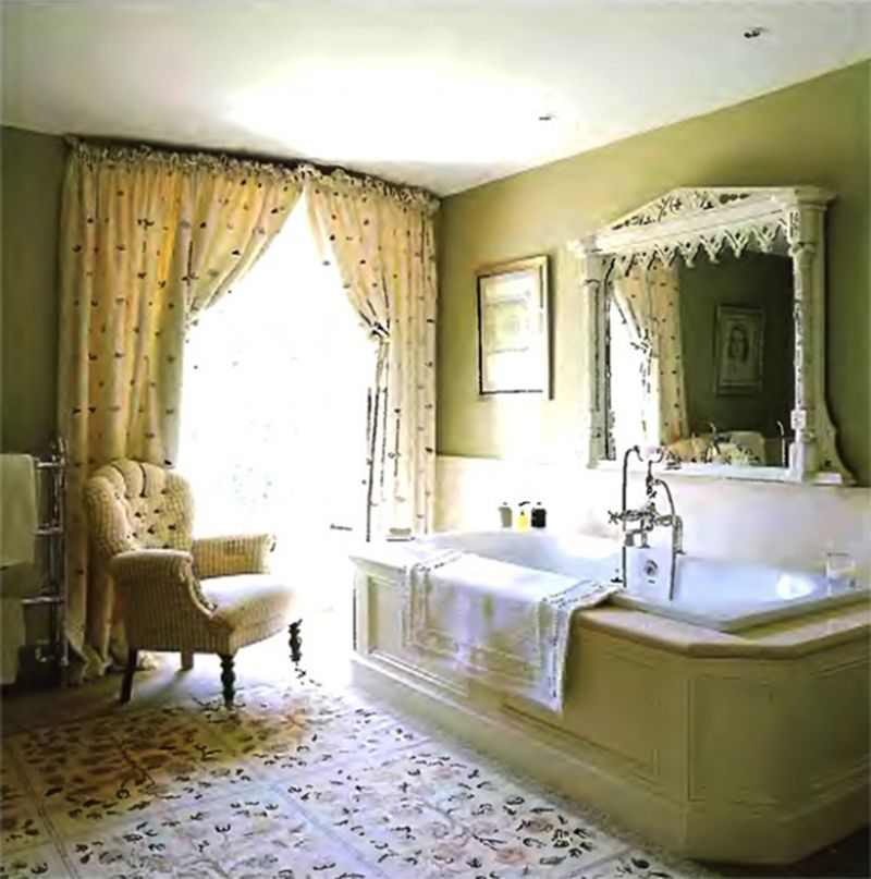Classic London Style Home Decorating Ideas
