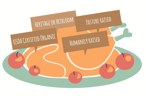 Just in time for the holidays! Check out our turkey label decoder: http://bit.ly/1PyfEyh