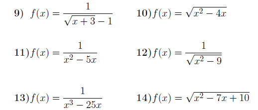 Domain Of A Function A Worksheet On Finding The Domain Of A Given Function Solutions Are Included Math Worksheets Worksheets Math