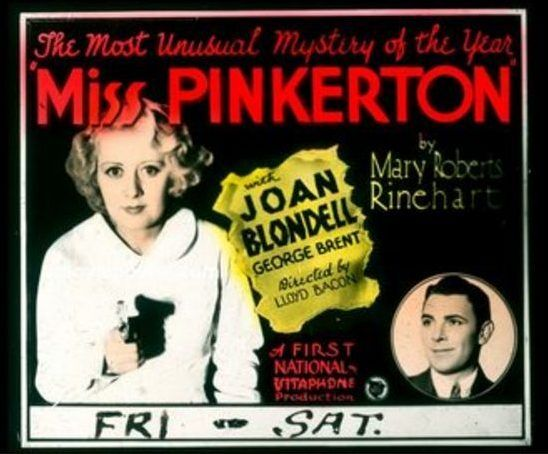 Watch Miss Pinkerton Full-Movie Streaming
