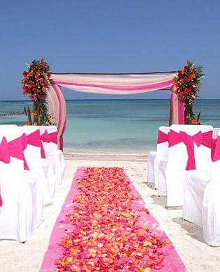 Dream Wedding on the beach