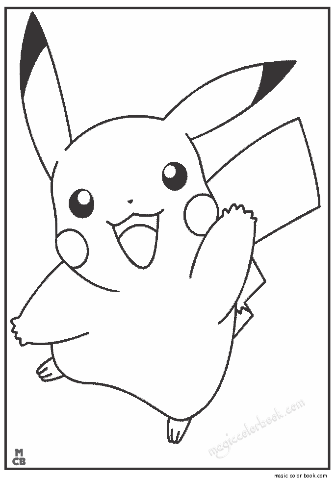 Pokémon coloring pages free 20 | Party ideas | Pokemon coloring ...