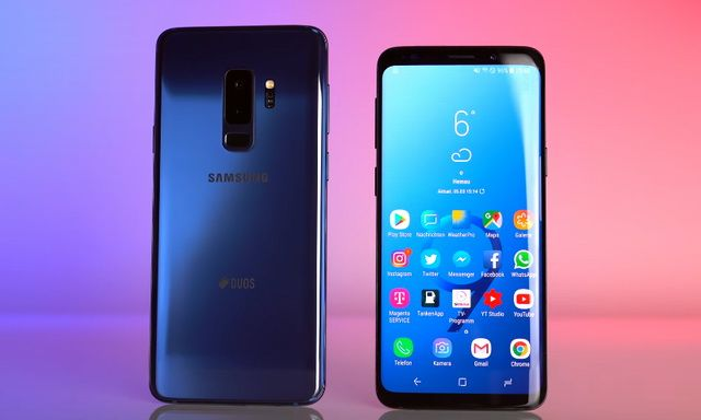 How to Uninstall Apps on Samsung Galaxy S9 (With images