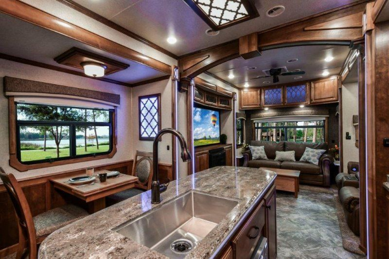 Genial Cool 20+ Luxury RV Interior Design Ideas  Https://decoratio.co/2017/10/04/20 Luxury Rv Interior Design Ideas/ The  Prices Are Extremely Fair And Competitive.
