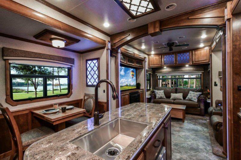20 Luxury Rv Interior Design Ideas Luxury Rv Rv Interior