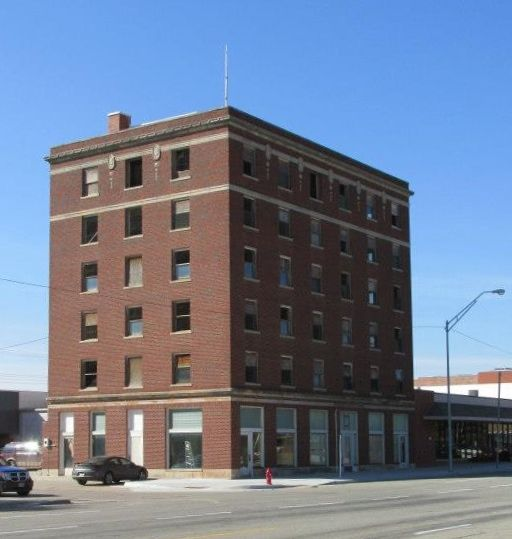 Hotel Bell Alva Ok Now On The National Register Of Historic Places