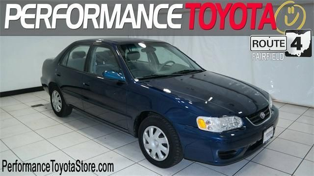Exceptional Used 2002 Toyota Corolla LE For Sale At Performance Toyota In Fairfield, OH  For $3,950