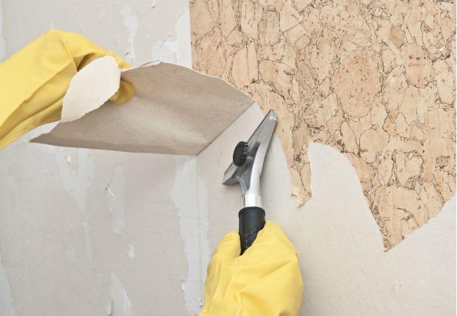 Attractive How To Remove Wallpaper Glue