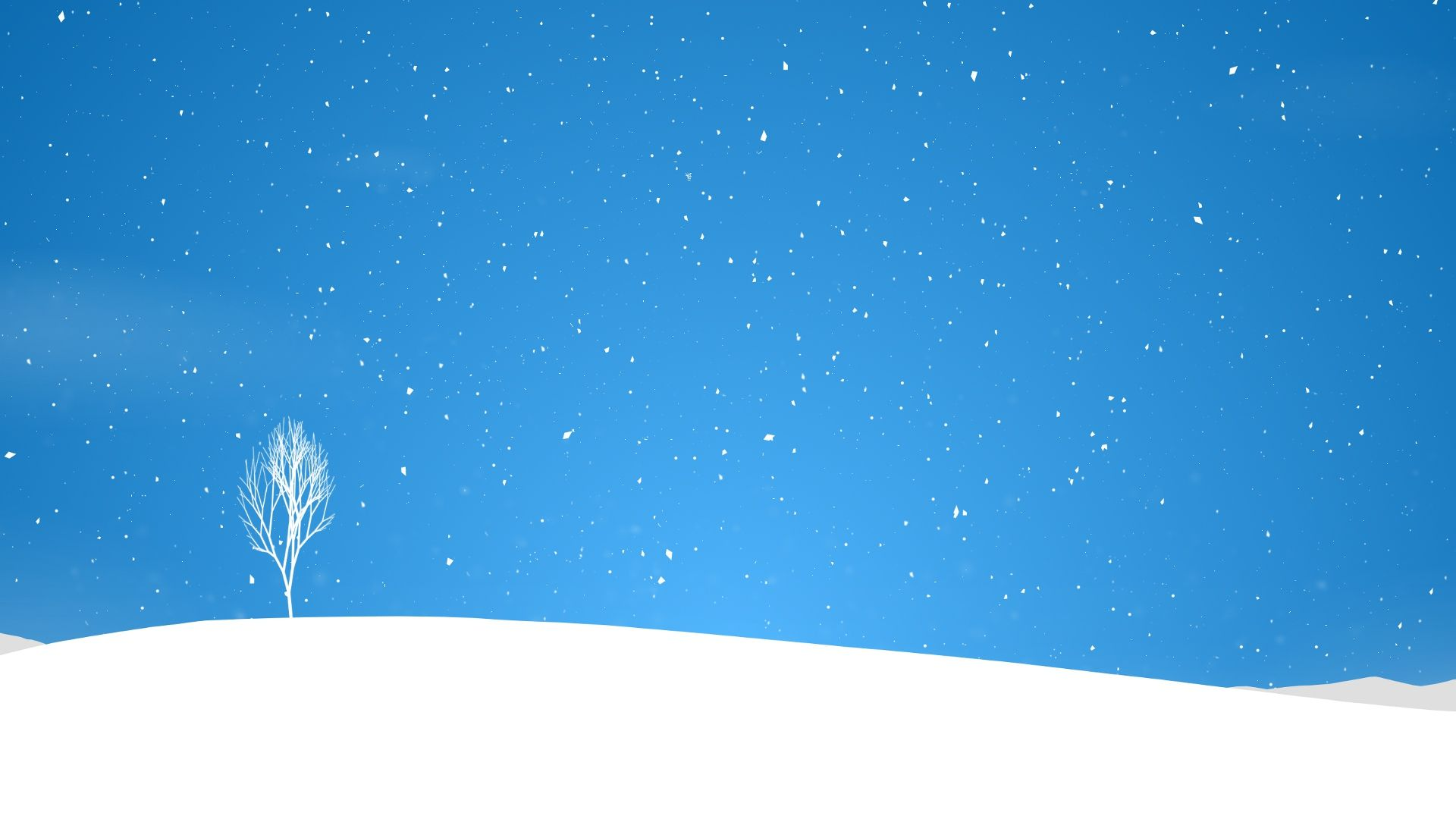 Google themes winter