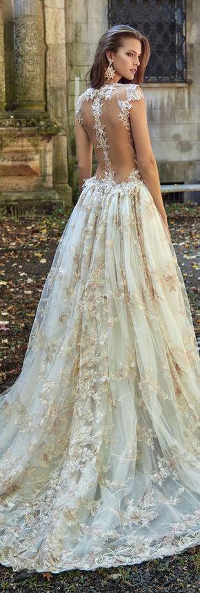 Wedding Dress by Galia Lahav 2017 Bridal Collection – Le Secret ...
