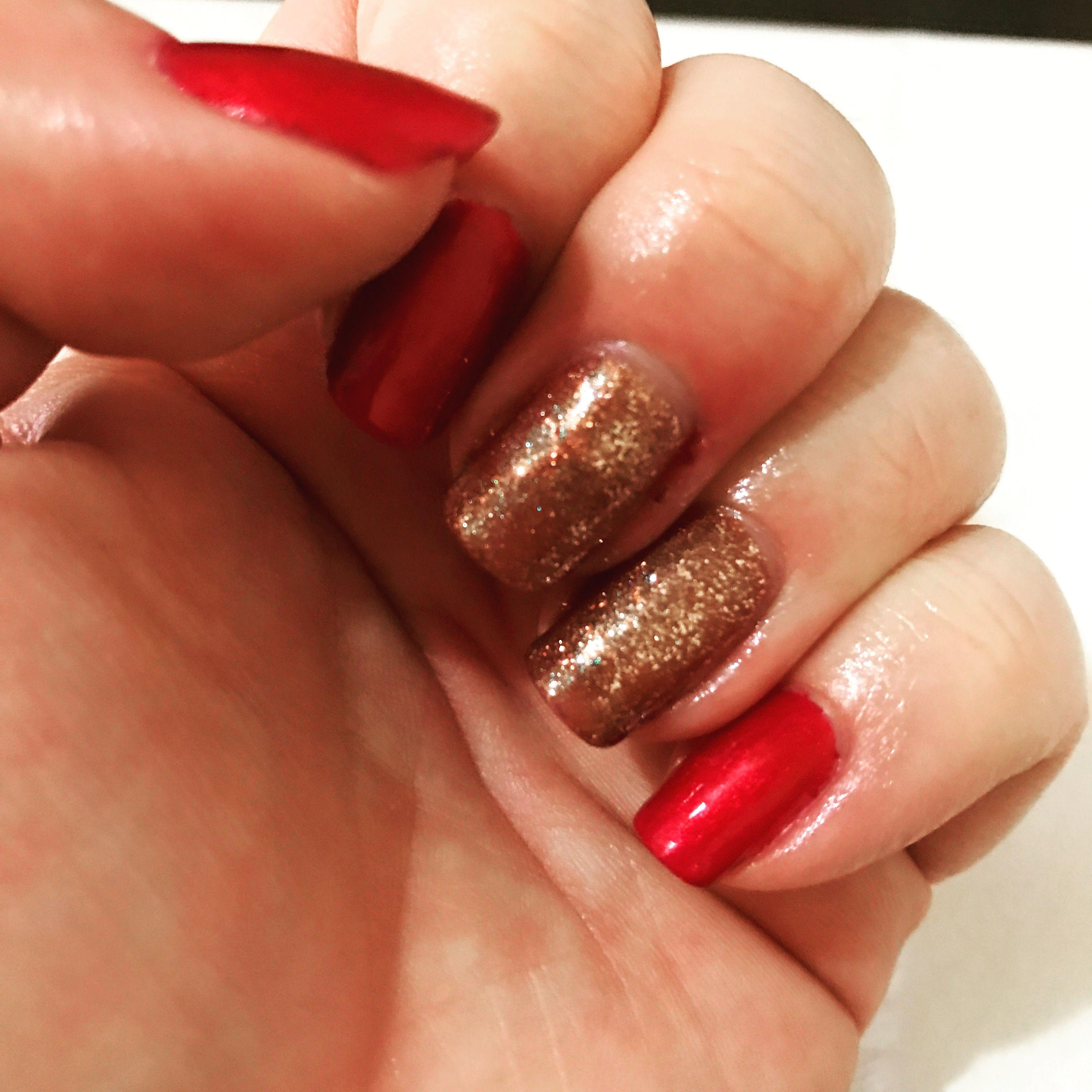 Colorful Gorgeous Nail Style   Gel polish, Acrylic nails