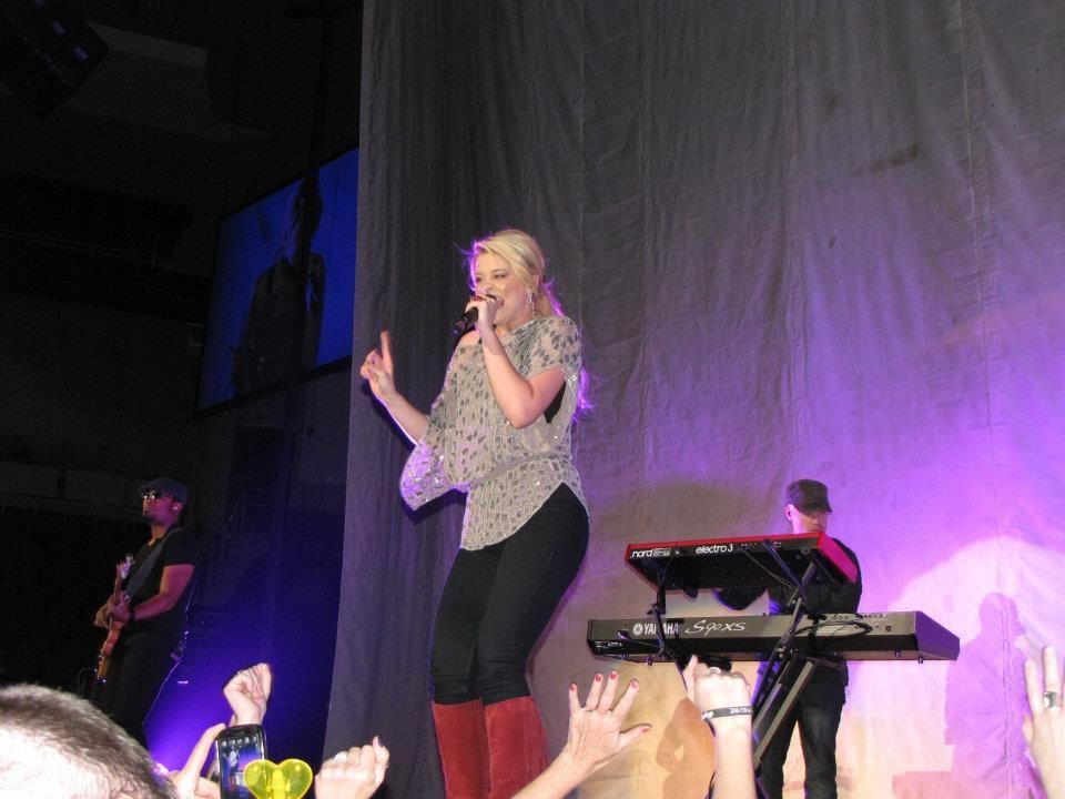 Lauren Alaina Sugar Land Tour, Toledo, Ohio 4/5/2012