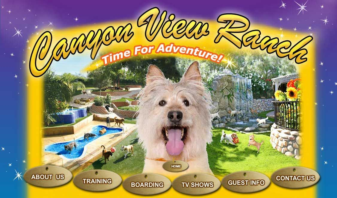 Canyon View Ranch The fiveacre Ranch is a Wonderland of