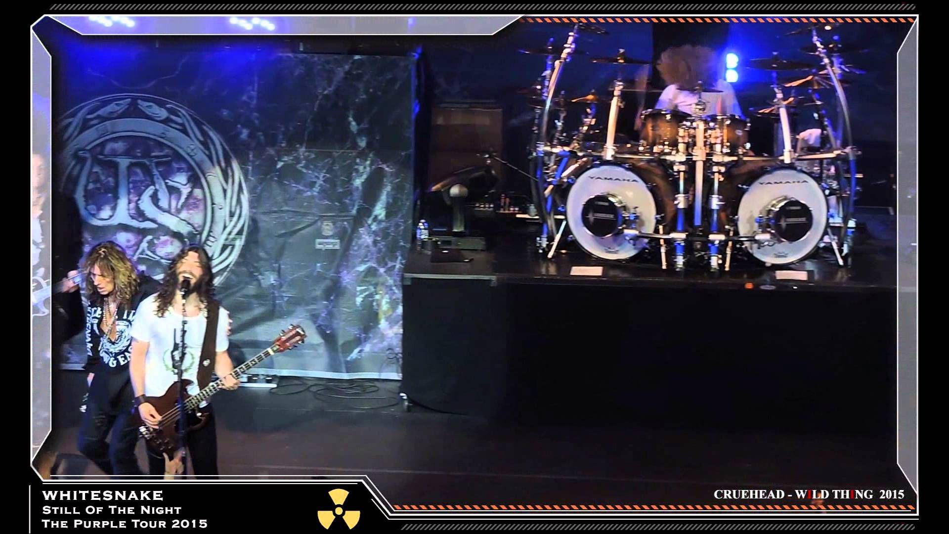 Whitesnake  - Still Of The Night  2015