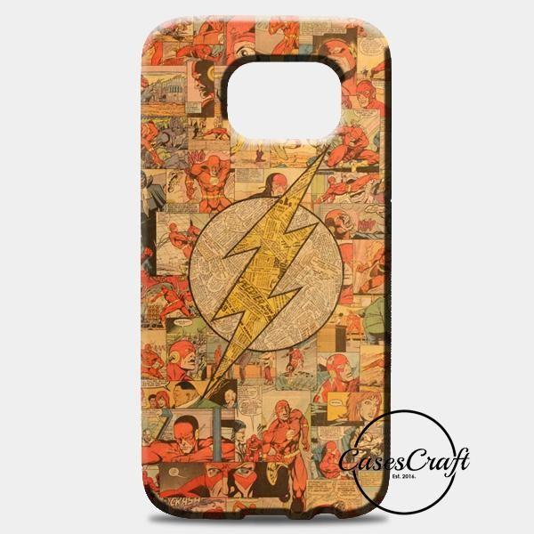 Flash Comic Compilation Samsung Galaxy Note 8 Case | casescraft