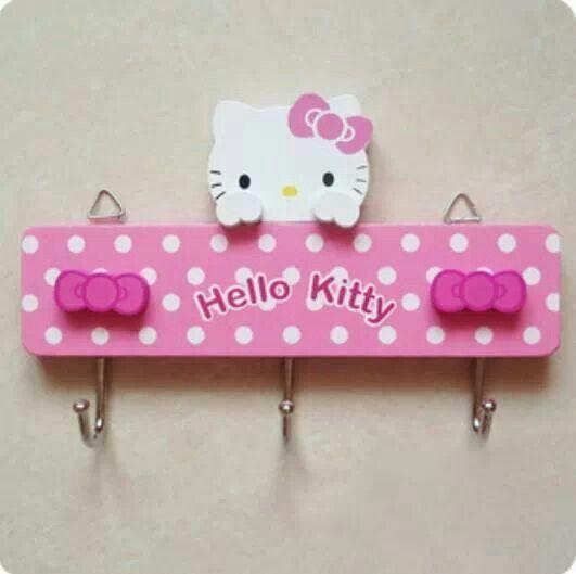 325c4aff4ea9 Hello Kitty Wall Hook
