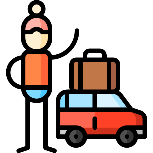 Road Trip Free Vector Icons Designed By Freepik Vector Free Vector Icon Design Free Icons