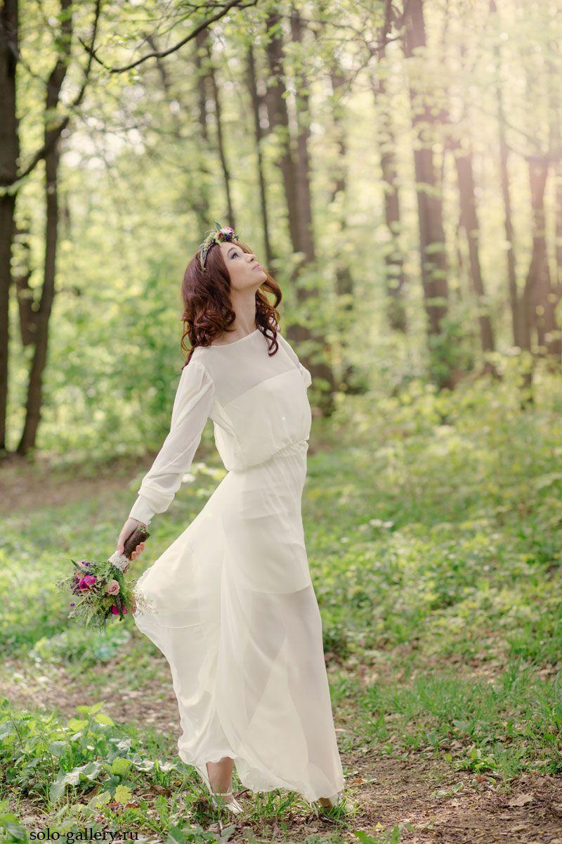 eco style at wedding