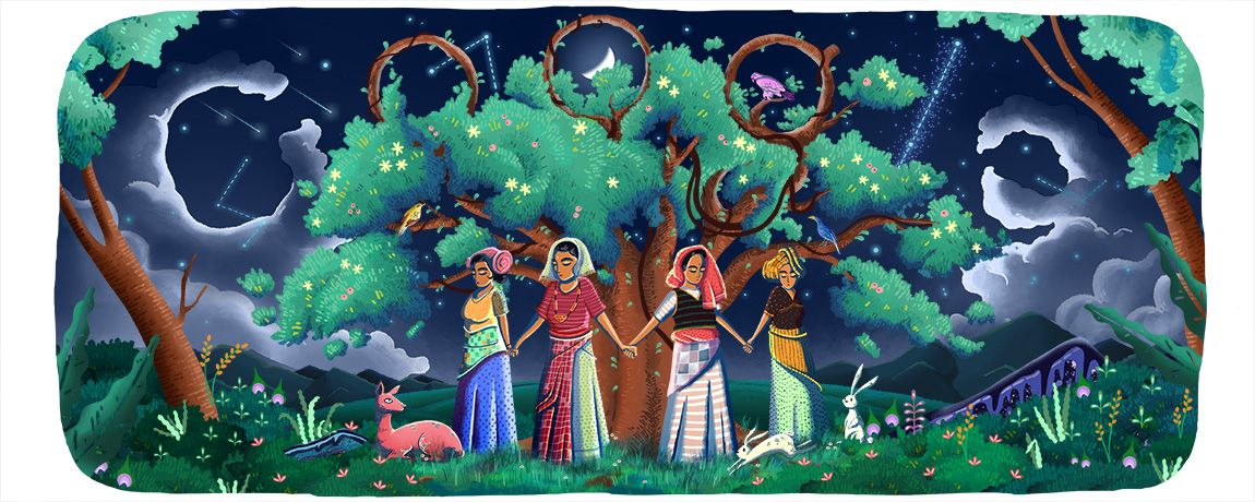 March 26, 2018 45th Anniversary of the Chipko Movement