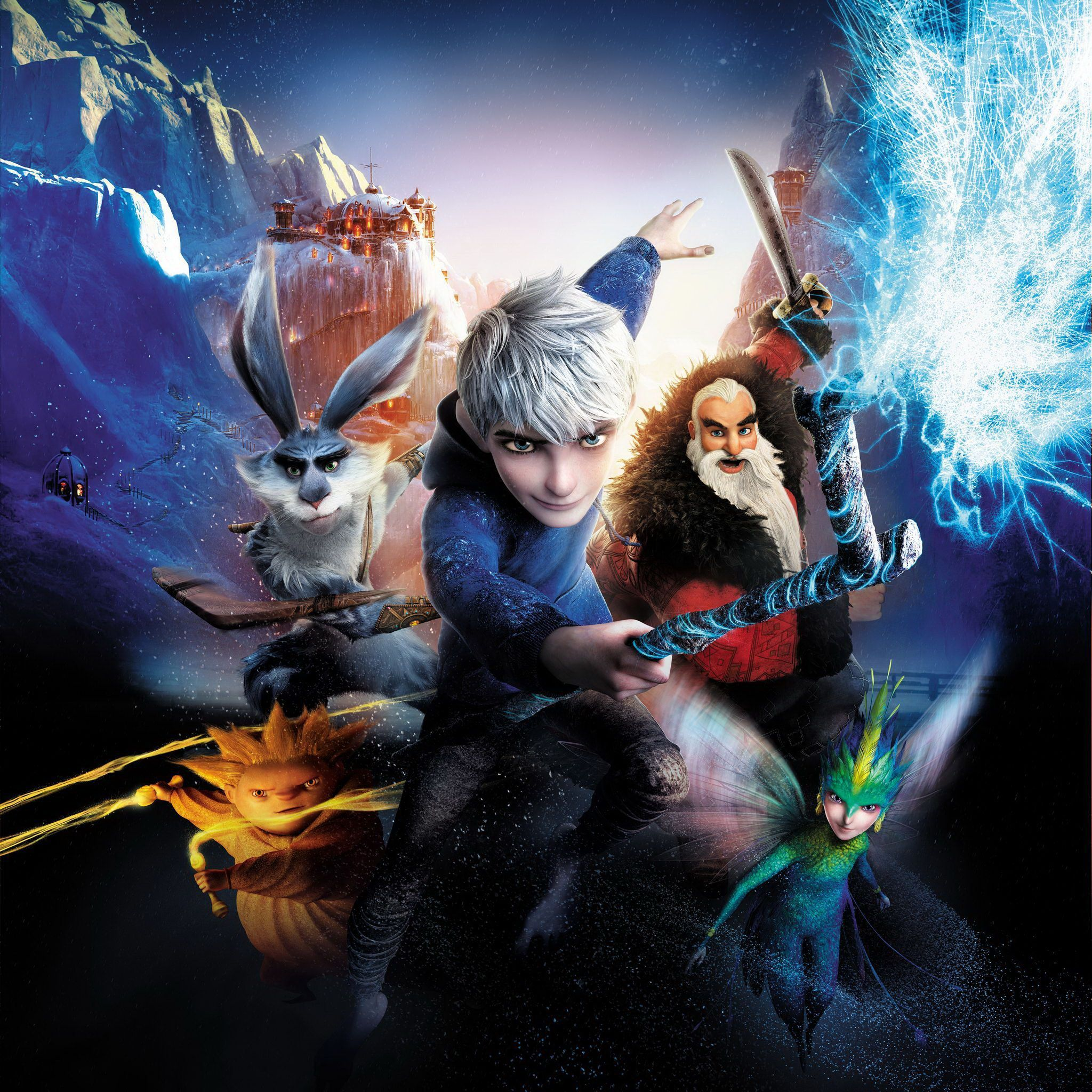 Jack Frost Rise Of The Guardians Wallpaper Google Search The