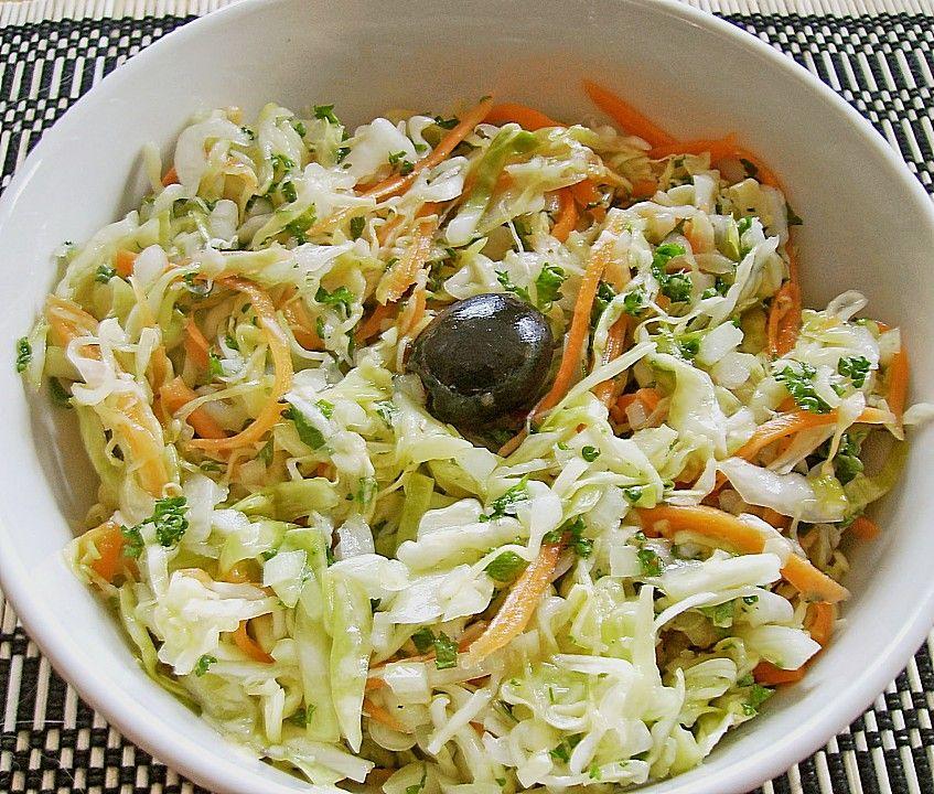 Krautsalat auf griechische Art von voice11111 | Chefkoch