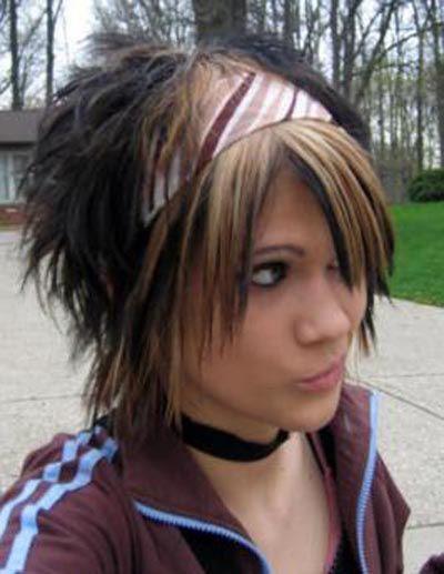 Teen Girls Short Emo Haircut Ideasg 400517 Hair For Tween