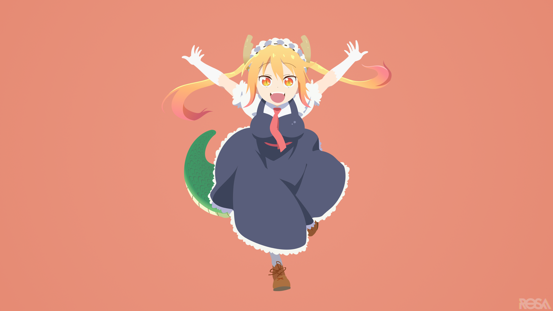 Anime Miss Kobayashi S Dragon Maid Tooru Miss Kobayashi S Dragon