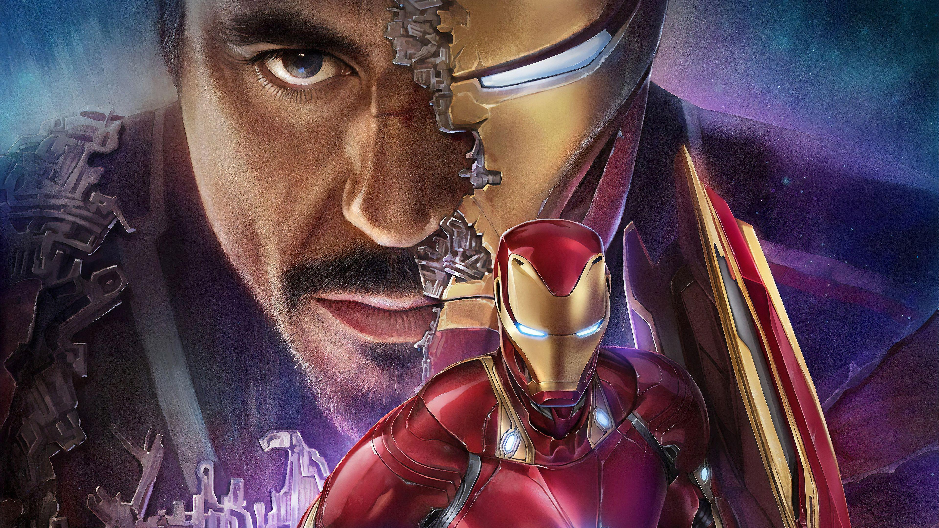 Tony Stark Iron Man 4k Superheroes Wallpapers Iron Man Wallpapers Hd Wallpapers Deviantart Wallpapers Iron Man Wallpaper Iron Man Hd Images Iron Man Artwork