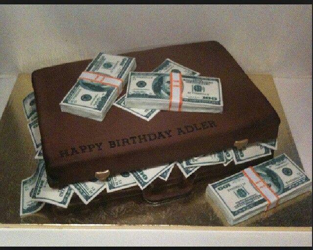 Money Cake Money Cake Money Birthday Cake Cake