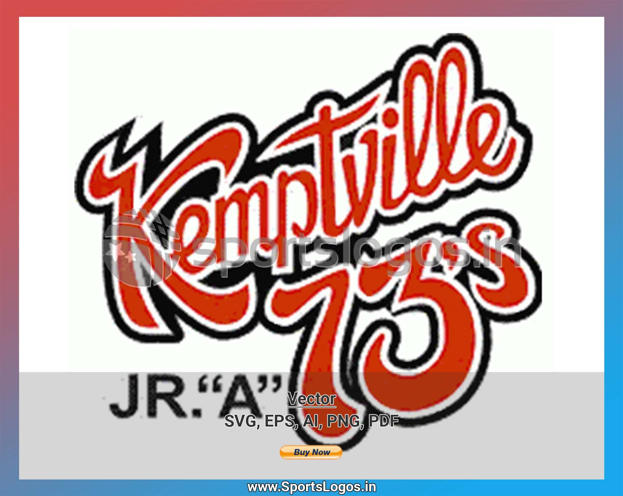 Kemptville 73s 2007 08 Central Canada Hockey League Hockey Sports Vector Svg Cricut Logo Spln002168 Sport Hockey Embroidery Logo Logos