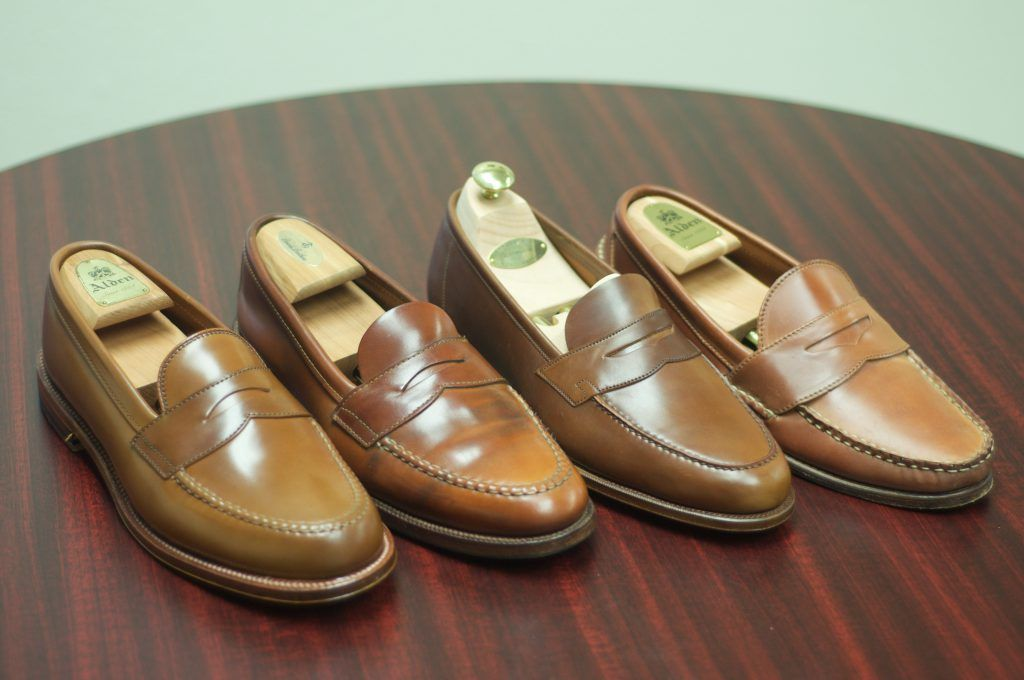 916ffe241e7 The Ultimate Whiskey Shell Cordovan Penny Loafer – Alden of San Diego