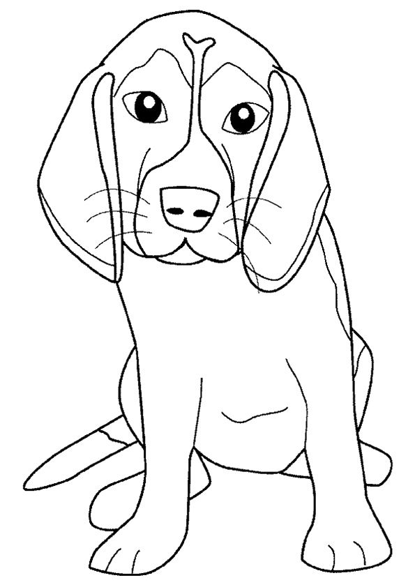 25 Cute Funny Dog Coloring Pages Your Toddler Will Love To Color Puppy Coloring Pages Dog Coloring Page Cat Coloring Page