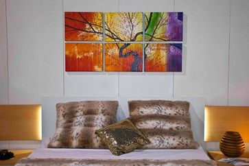 We recently sponsored a local furniture company, JDS Furniture Ltd. in the MFCC Home Fair with one of our beautiful paintings. This was the final result.