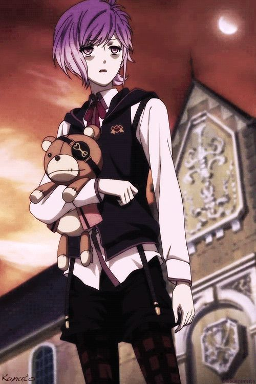 Diabolik Lovers - As prometidas