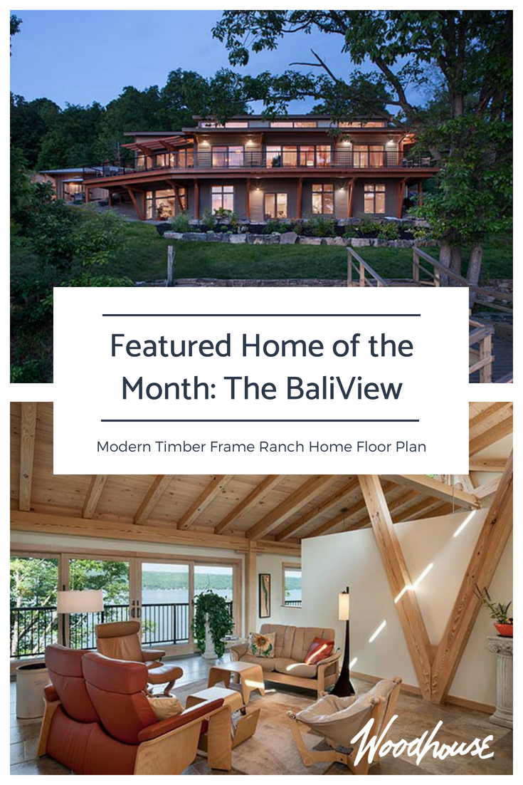 Home Of The Month Baliview Ranch Home Floor Plans Ranch Style Floor Plans Timber Frame